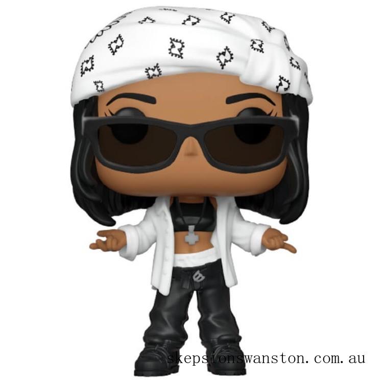 Pop! Rocks Aaliyah Pop! Vinyl Figure Clearance Sale