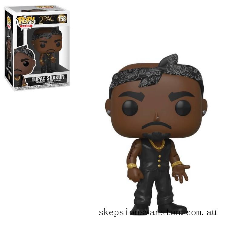 Pop! Rocks Tupac Funko Pop! Vinyl Clearance Sale