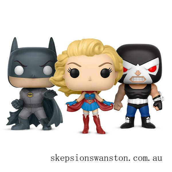 Monthly DC Comics Heroes Pop In A Box Clearance Sale