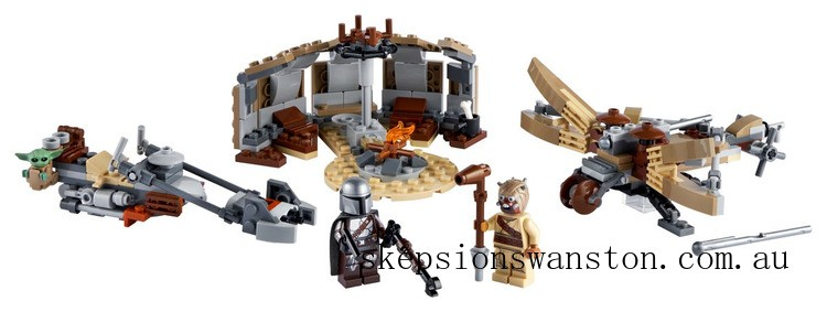 Outlet Sale Lego Trouble on Tatooine™