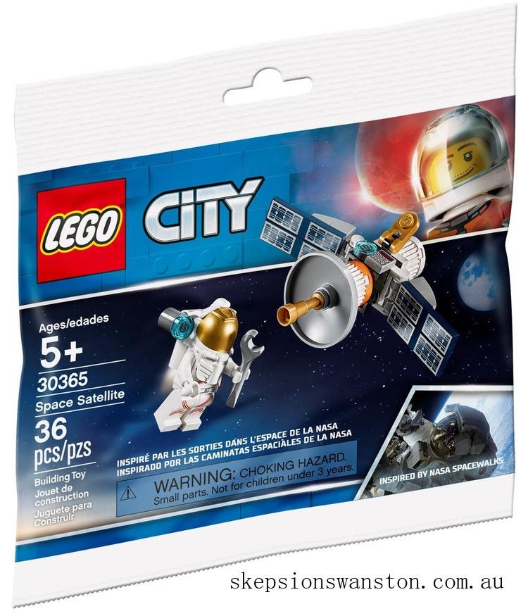 Hot Sale Lego Space Satellite