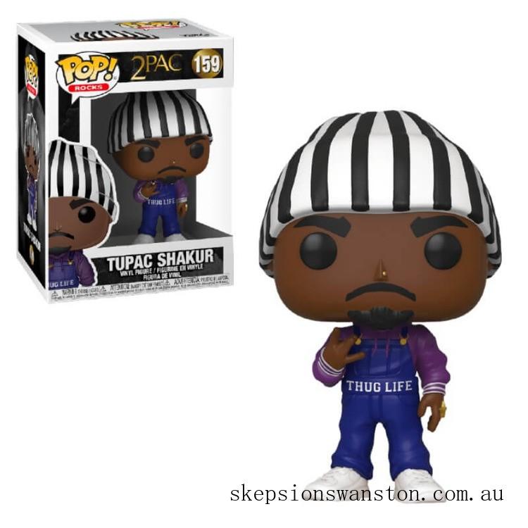 Pop! Rocks Tupac EXC Funko Pop! Vinyl Clearance Sale