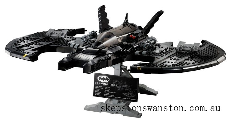 Clearance Lego 1989 Batwing