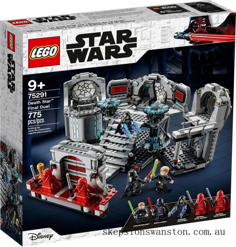 Genuine Lego Death Star™ Final Duel