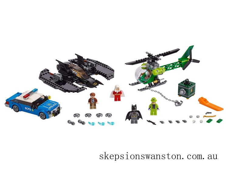 Clearance Lego Batman™ Batwing and The Riddler™ Heist
