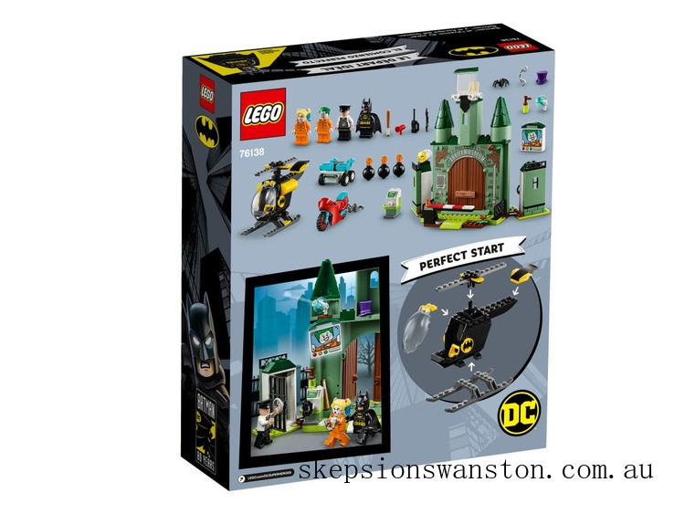 Hot Sale Lego Batman™ and The Joker™ Escape
