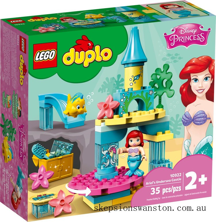 Clearance Lego Ariel's Undersea Castle