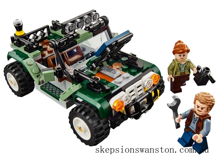 Outlet Sale Lego Baryonyx Face-Off: The Treasure Hunt
