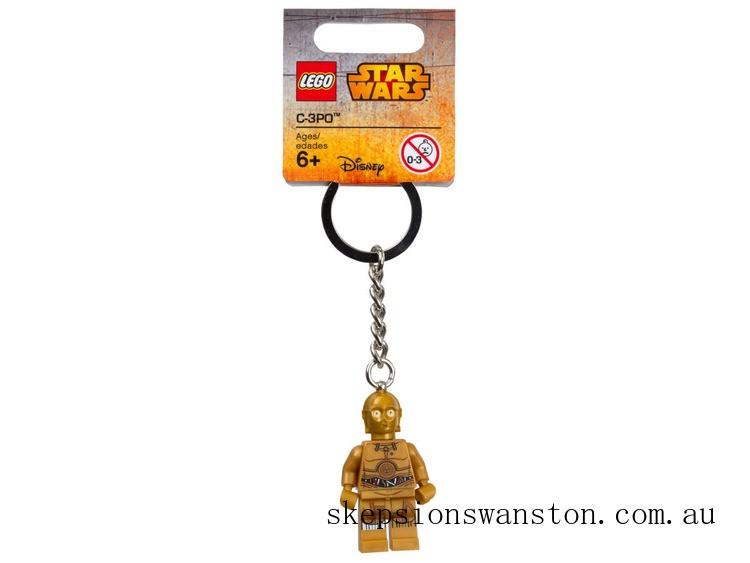 Hot Sale Lego® StarWars™ C-3PO™ Key Chain