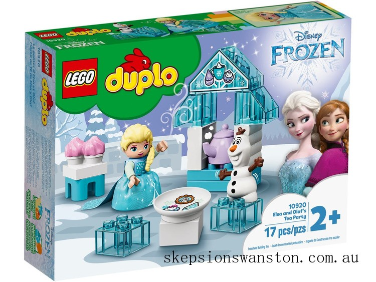 Outlet Sale Lego Elsa and Olaf's Tea Party