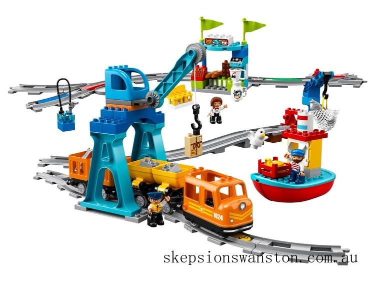 Genuine Lego Cargo Train