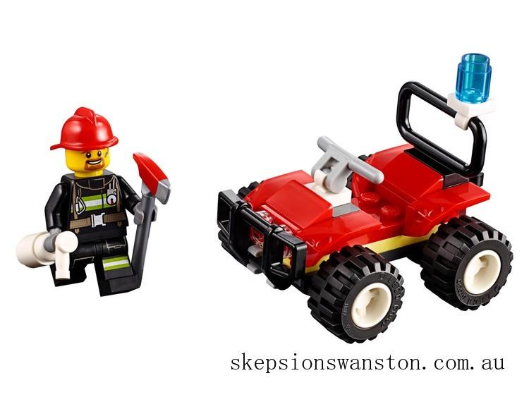 Outlet Sale Lego Fire ATV
