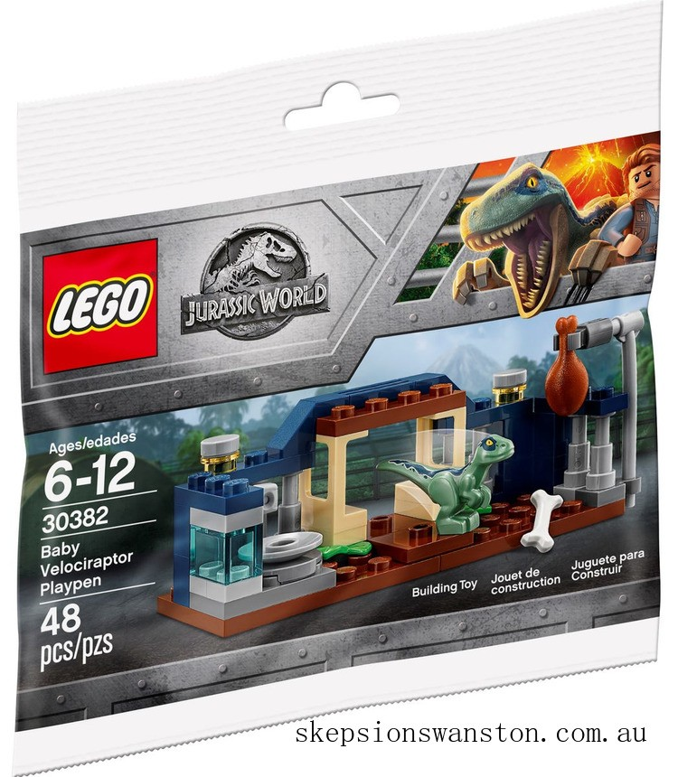 Outlet Sale Lego Baby Velociraptor Playpen