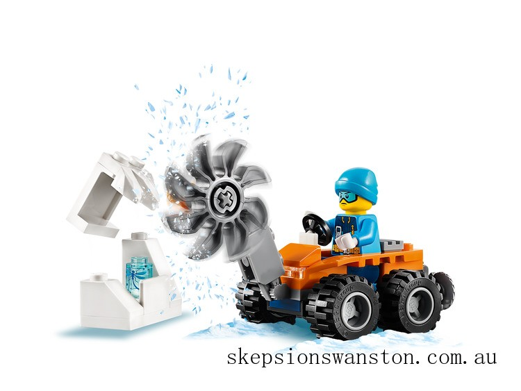 Outlet Sale Lego® City Arctic Ice Saw