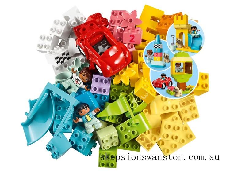 Genuine Lego Deluxe Brick Box