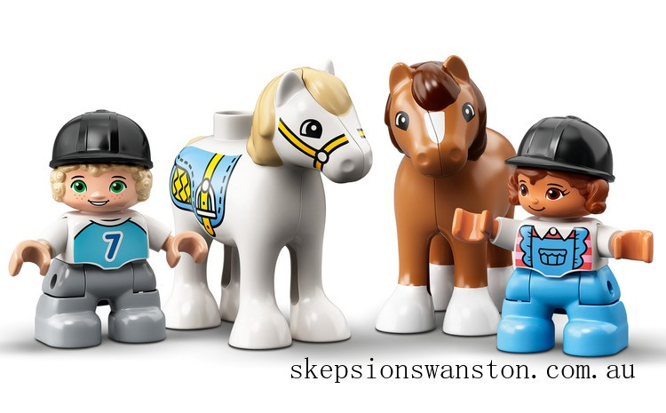 Outlet Sale Lego Horse Stable and Pony Care