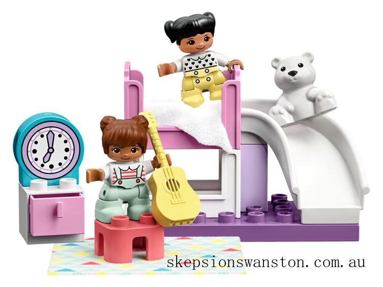 Genuine Lego Bedroom