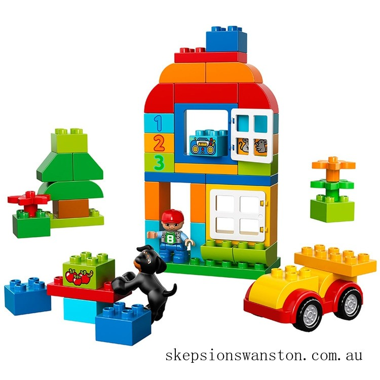Clearance Lego® DUPLO® All-in-One-Box-of-Fun