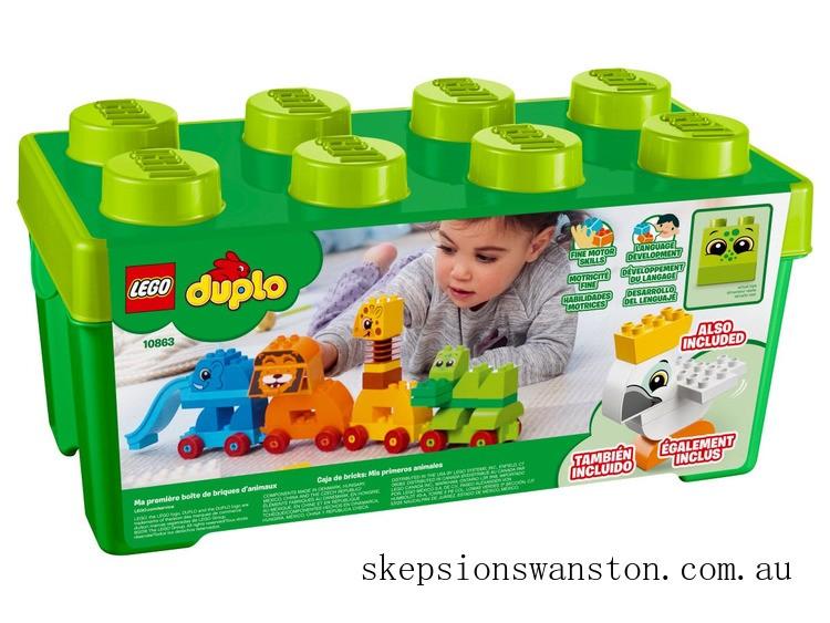 Clearance Lego My First Animal Brick Box