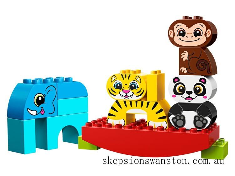 Genuine Lego My First Balancing Animals