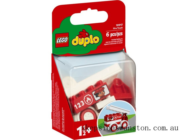 Discounted Lego Fire Truck