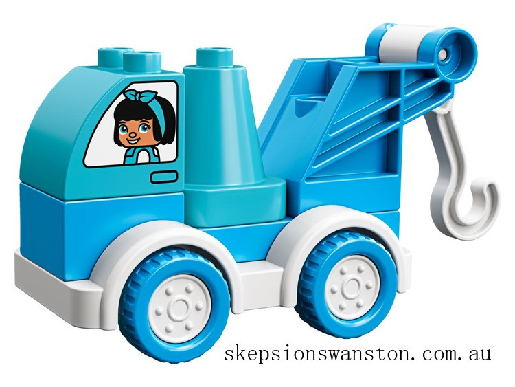 Clearance Lego Tow Truck