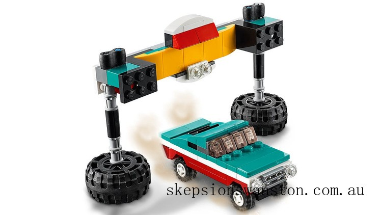 Discounted Lego Monster Truck