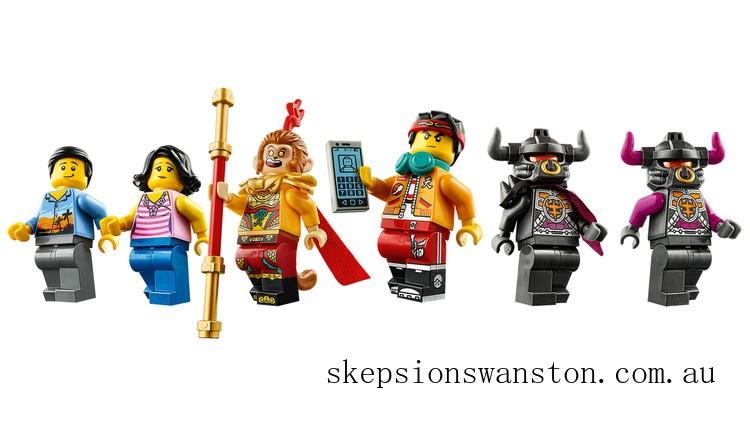 Discounted Lego Monkey King Warrior Mech