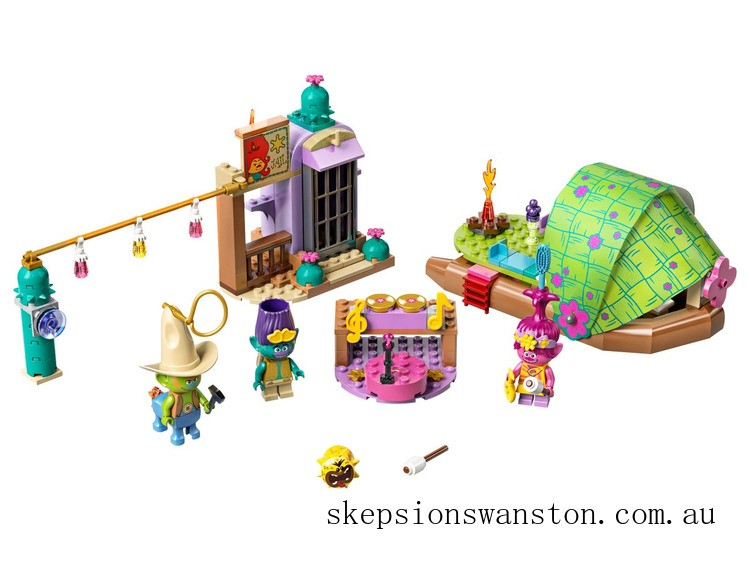 Hot Sale Lego Lonesome Flats Raft Adventure