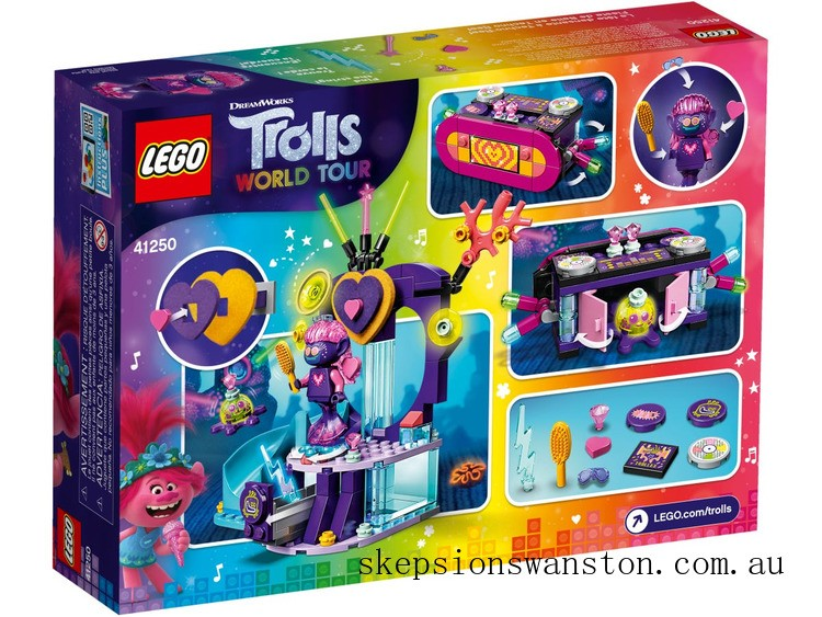 Hot Sale Lego Techno Reef Dance Party