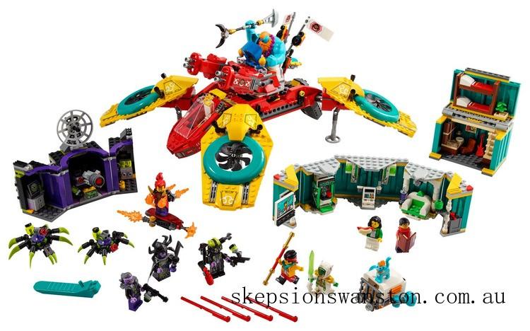 Outlet Sale Lego Monkie Kid's Team Dronecopter