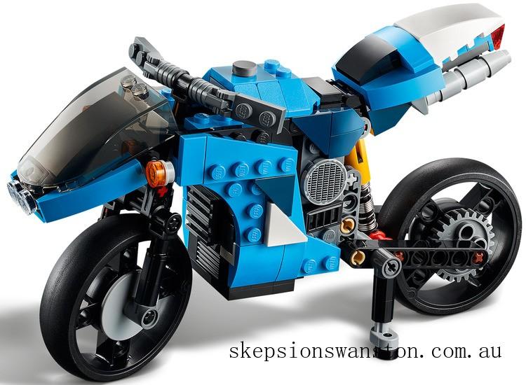 Clearance Lego Superbike