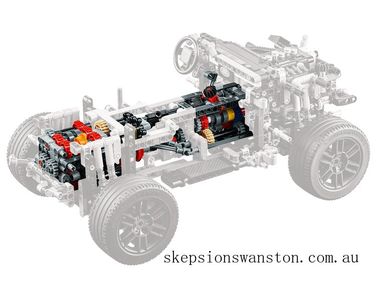 Clearance Lego Land Rover Defender