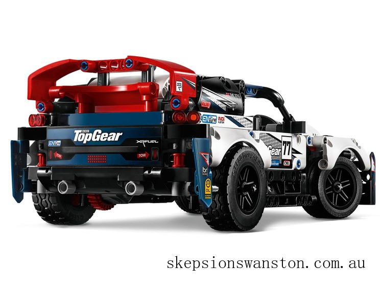 Outlet Sale Lego App-Controlled Top Gear Rally Car