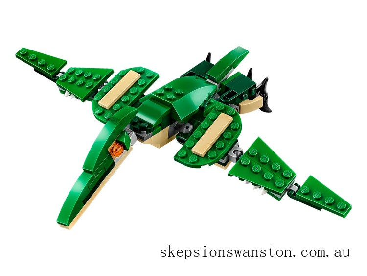 Discounted Lego Mighty Dinosaurs