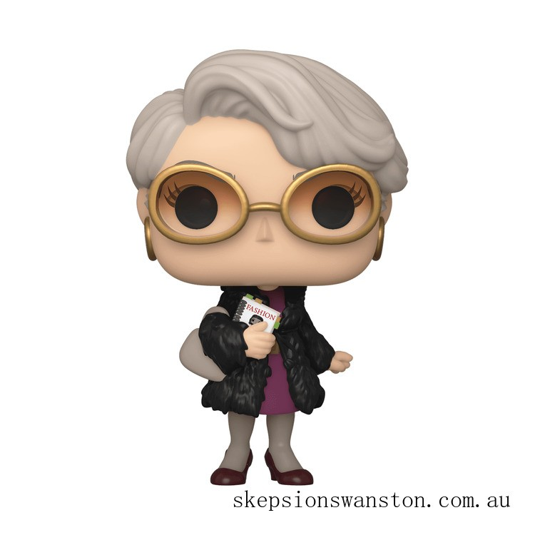 Devil Wears Prada Miranda Priestly Funko Pop! Vinyl Clearance Sale