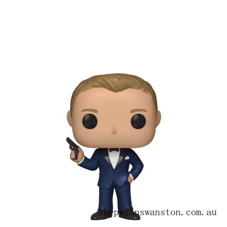 James Bond Casino Royale Daniel Craig Funko Pop! Vinyl Clearance Sale