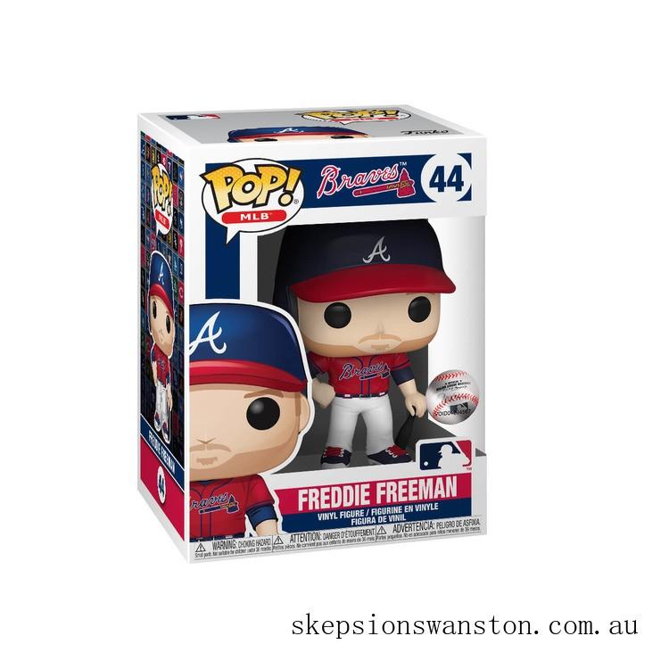 MLB Braves Freddie Freeman Funko Pop! Vinyl Clearance Sale
