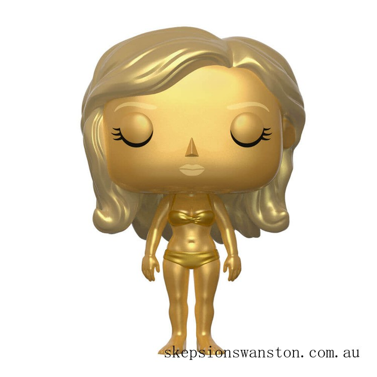 James Bond Jill Masterson Golden Girl Funko Pop! Vinyl Clearance Sale