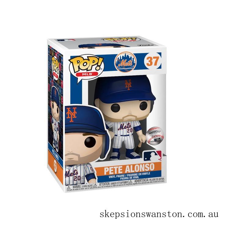 MLB Mets Pete Alonso Funko Pop! Vinyl Clearance Sale