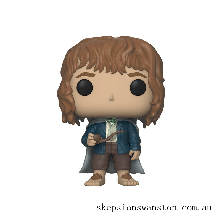 Lord of the Rings Pippin Took Funko Pop! Vinyl Clearance Sale