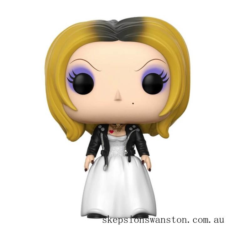 Bride of Chucky Tiffany Funko Pop! Vinyl Clearance Sale