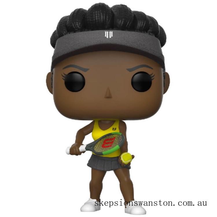 Tennis Legends Venus Williams Funko Pop! Vinyl Clearance Sale
