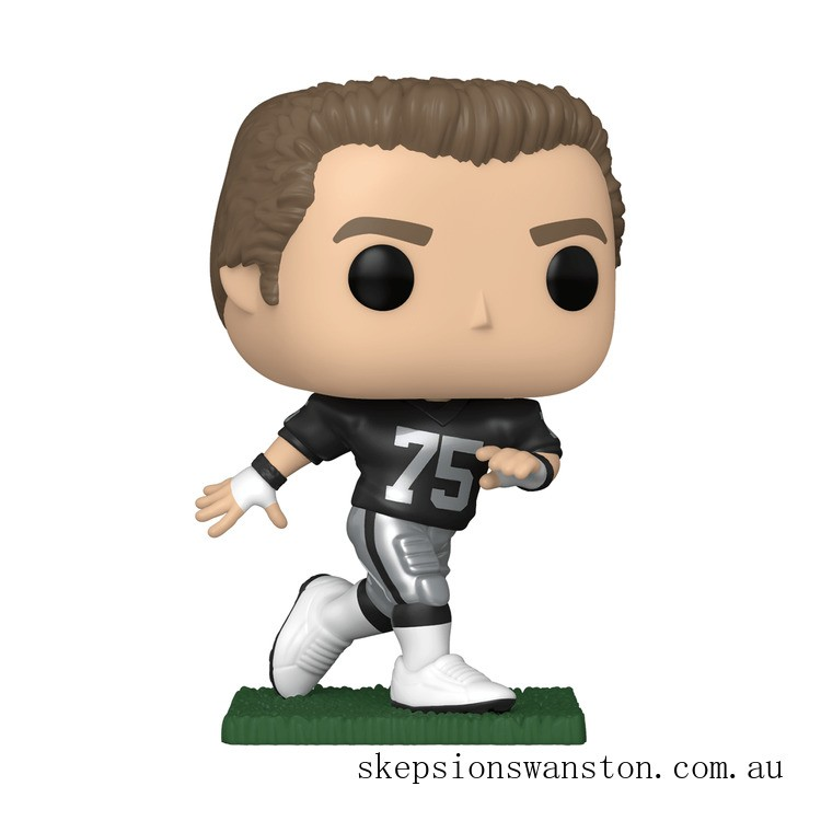 NFL Legends Howie with Raiders Funko Pop! Vinyl Clearance Sale