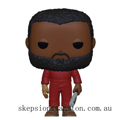 Us Abraham with Bat Funko Pop! Vinyl Clearance Sale