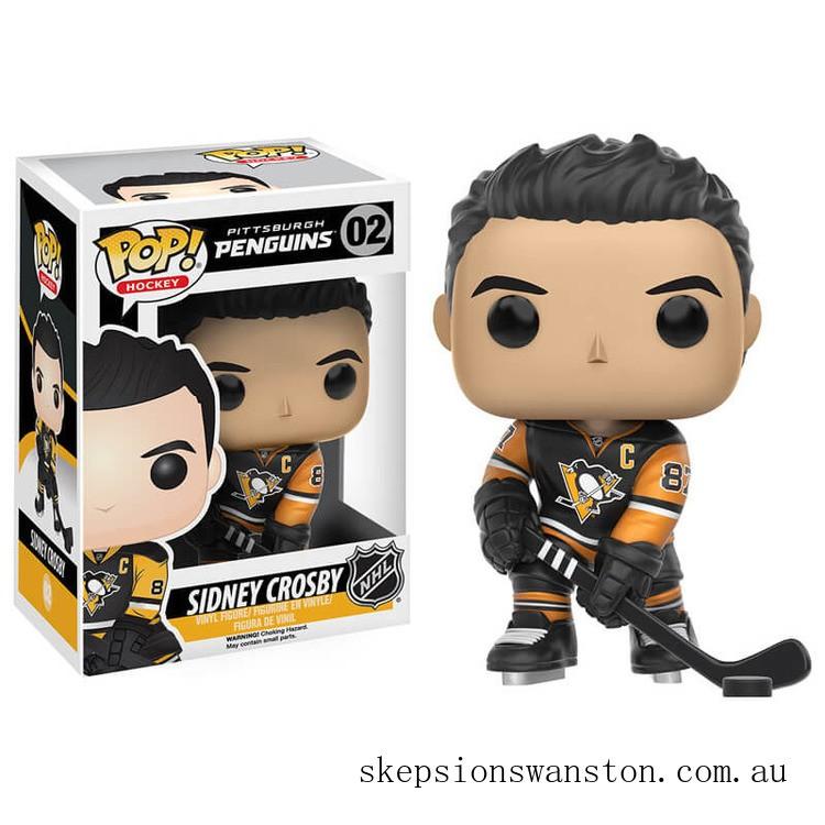 NHL Sidney Crosby Funko Pop! Vinyl Clearance Sale