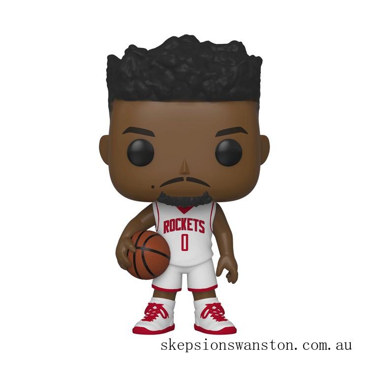 NBA Houston Rockets Russell Westbrook Funko Pop! Vinyl Clearance Sale