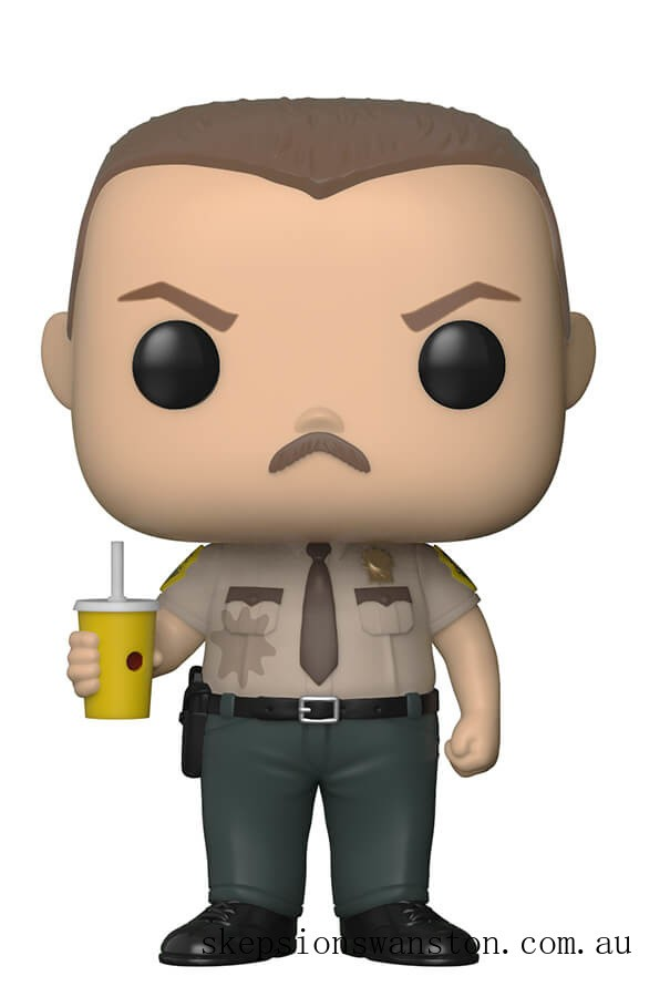 Super Troopers Farva Funko Pop! Vinyl Clearance Sale