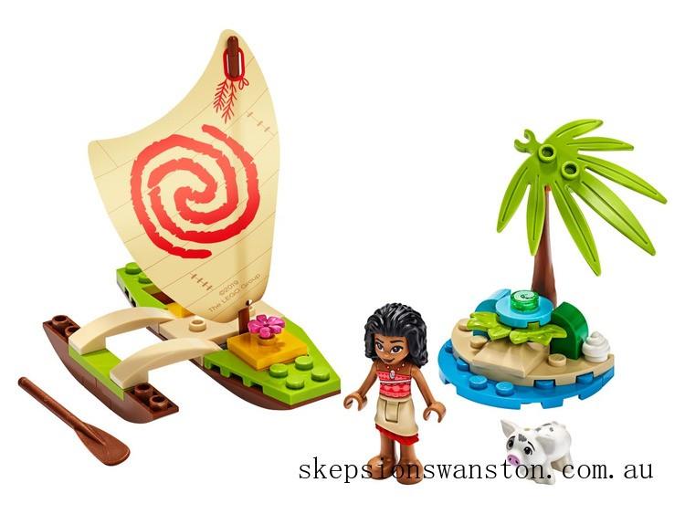 Genuine Lego Moana's Ocean Adventure