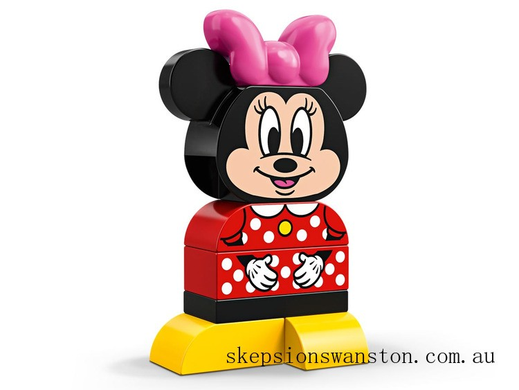 Outlet Sale Lego My First Minnie Build